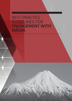 Best Practice Guidelines for Engagement with Maori